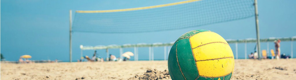 Beachvolleyball-Info