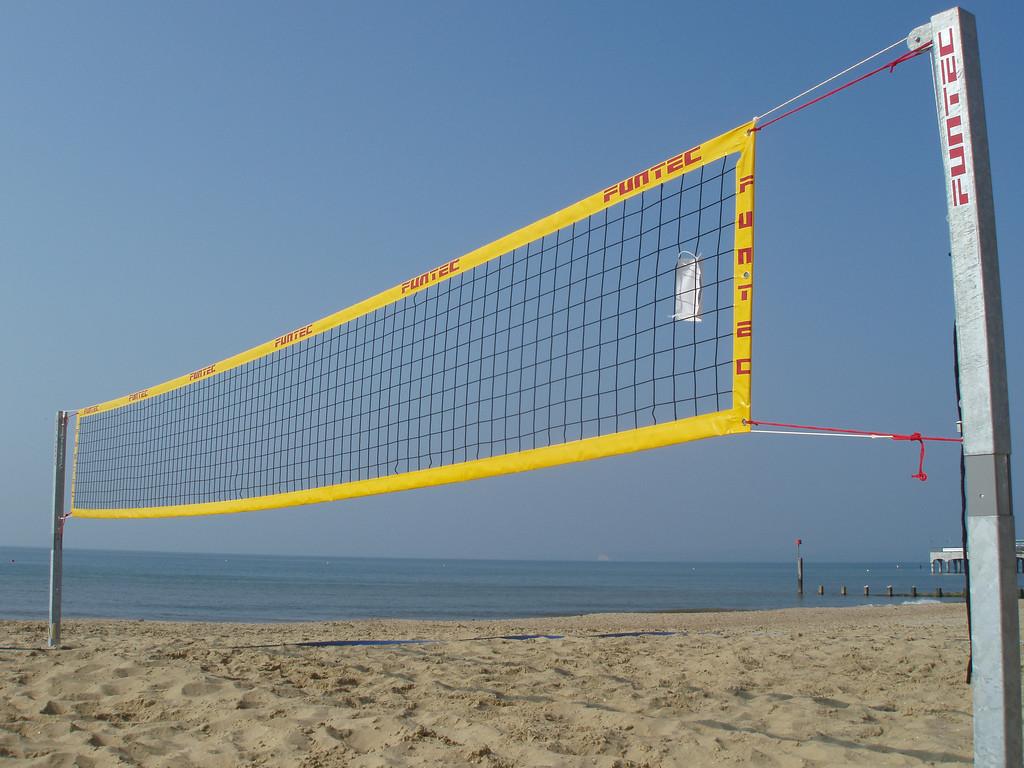Beachvolleyballnetz kaufen